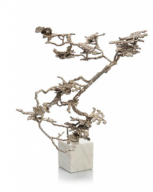 Bonsai in Silver